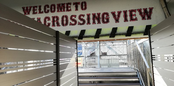 渋谷マグネットの屋上、CROSSING-VIEW(展望施設)