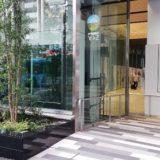 渋谷スカイの専用エレベーター前