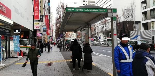 渋谷駅東口バス乗り場71