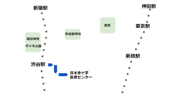 渋谷駅東口バス(系統 学03経路)