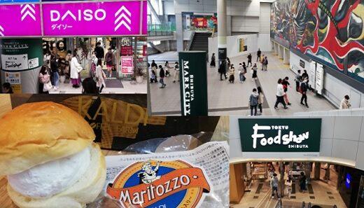 渋谷マークシティへの行き方(渋谷駅の西の隅っこ)